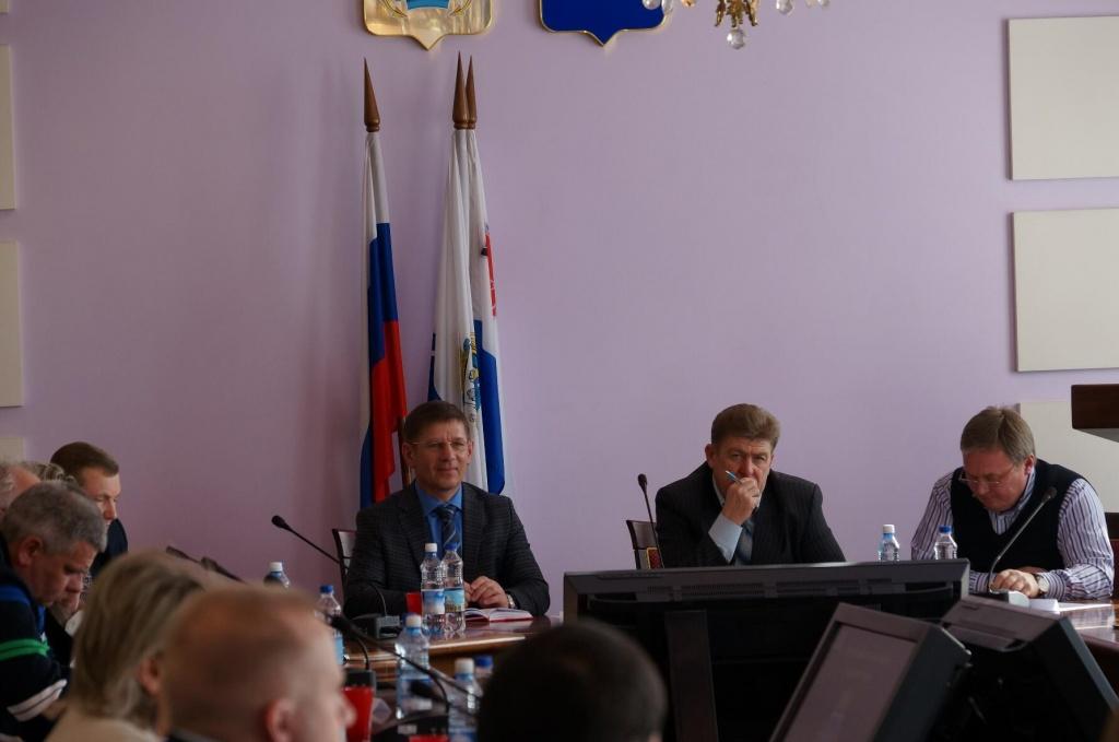 в центре зам министра Балакаев В В.jpg